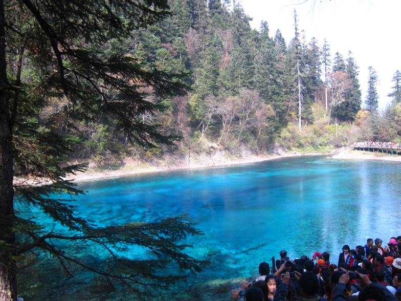 5 Color Pond, Zechewa Valley 五彩池